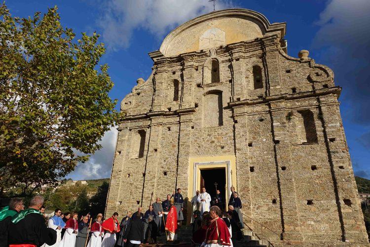 Eglise Saint-Martin de Patrimonio