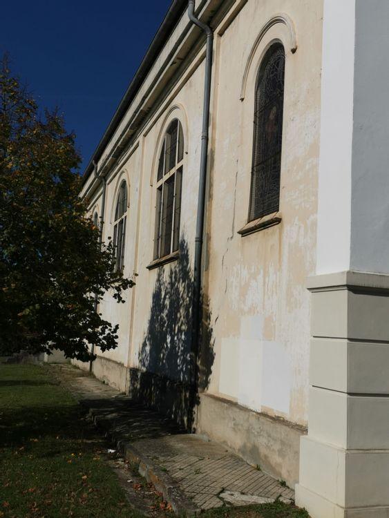 Eglise Saint-Jean-Baptiste façade sud