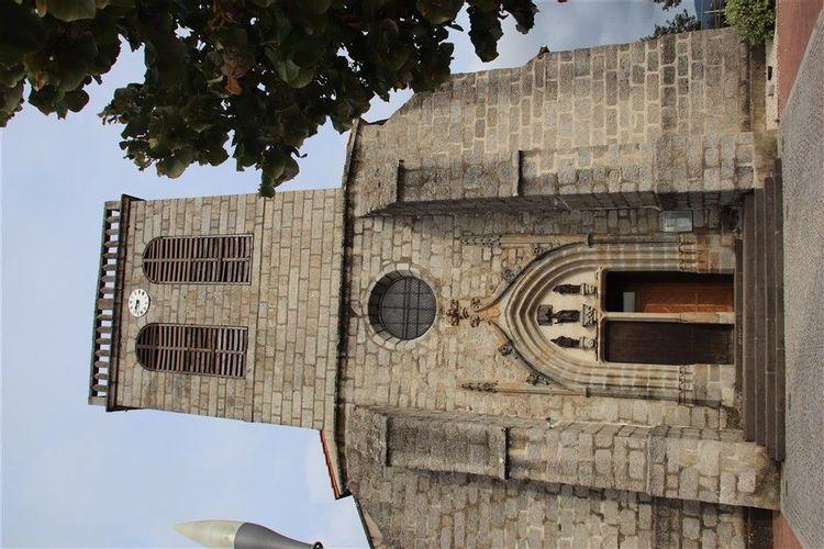 Eglise de Saint-Rémy-sur-Durolle