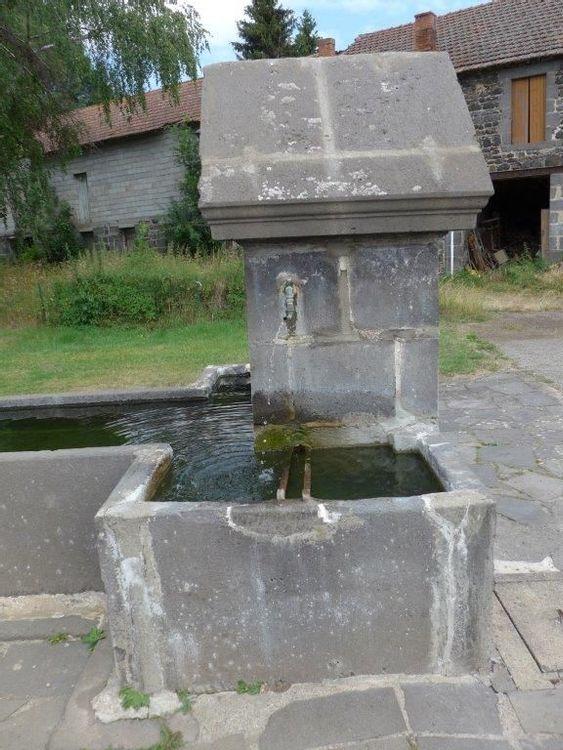 Fontaine de la Vialle