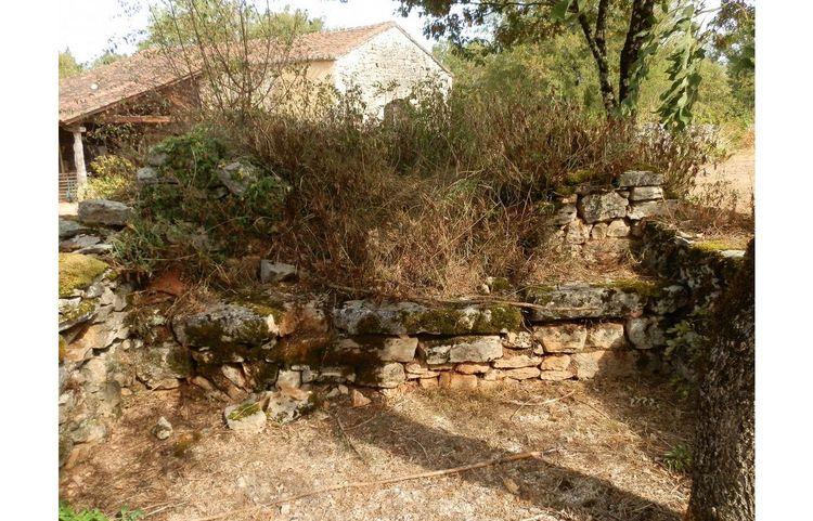 Four à pain du moulin de Pech Garrigou à Esclauzels (46)