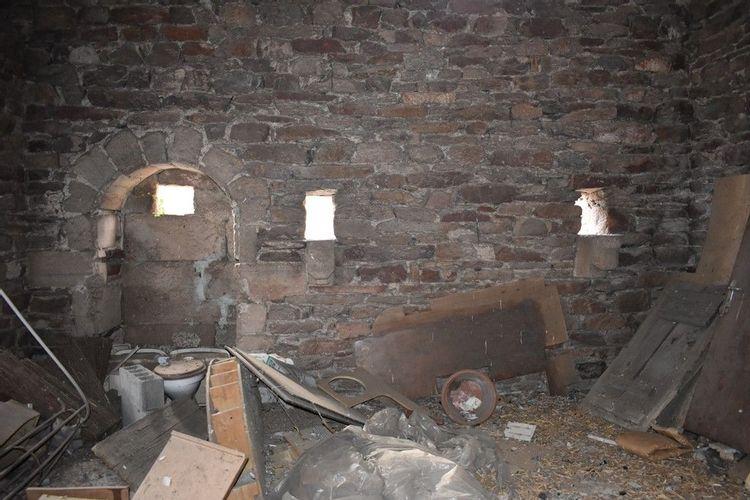 Grange de La Labardie à RODEZ (12) : Avant travaux