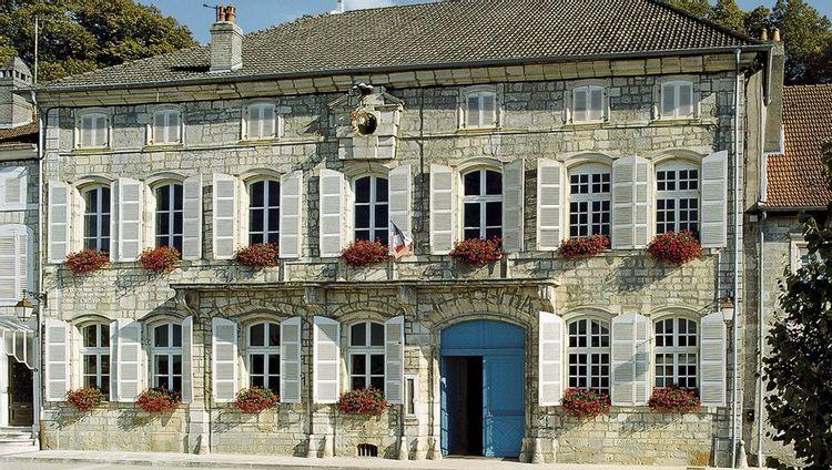 HOTEL DE VILLE DE BOURMONT