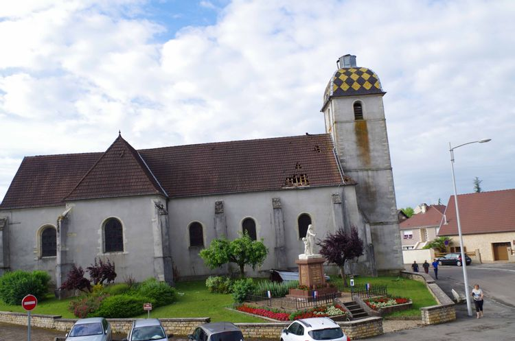 l'église de gray la ville