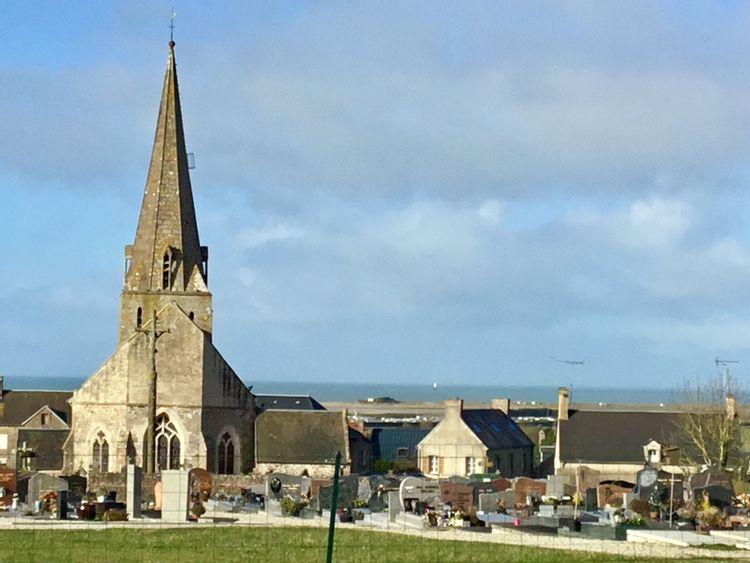 Eglise Saint-Pierre de Blainville-sur-Mer
