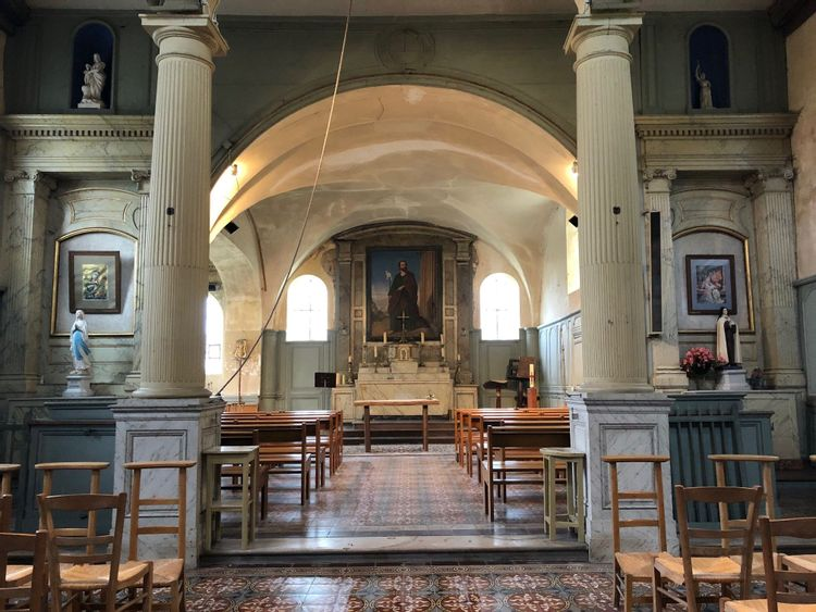 eglise saint-martin de mareil-le-guyon