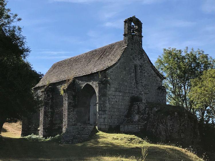 Chapelle de Turlande à Paulhenc