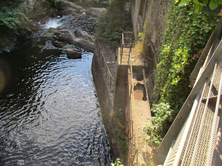 Pont de l'Epée et passerelles G. Trakas