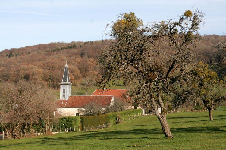 Eglise de Tallenay