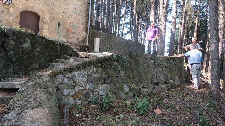 Site du Montoulon - Ville de Privas