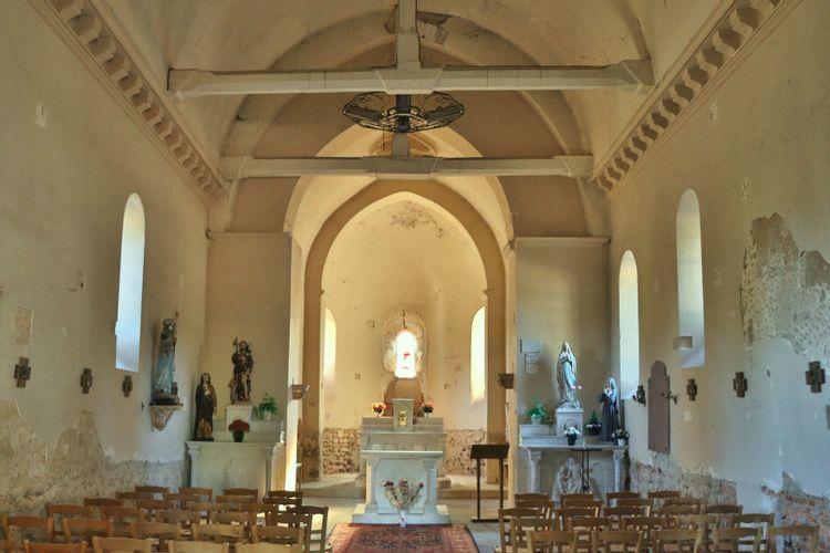 Eglise de Chapeau