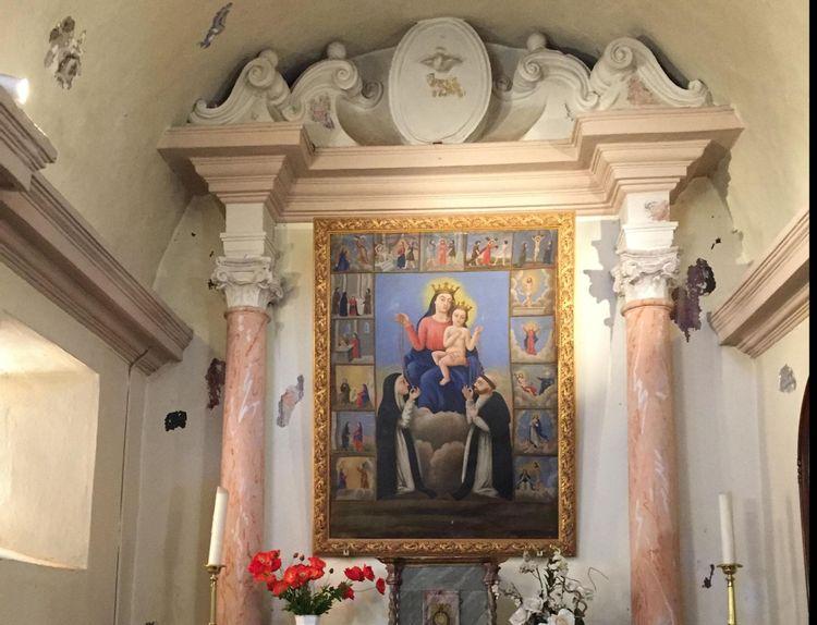 Chapelles de l'église Saint-Martin à Evisa