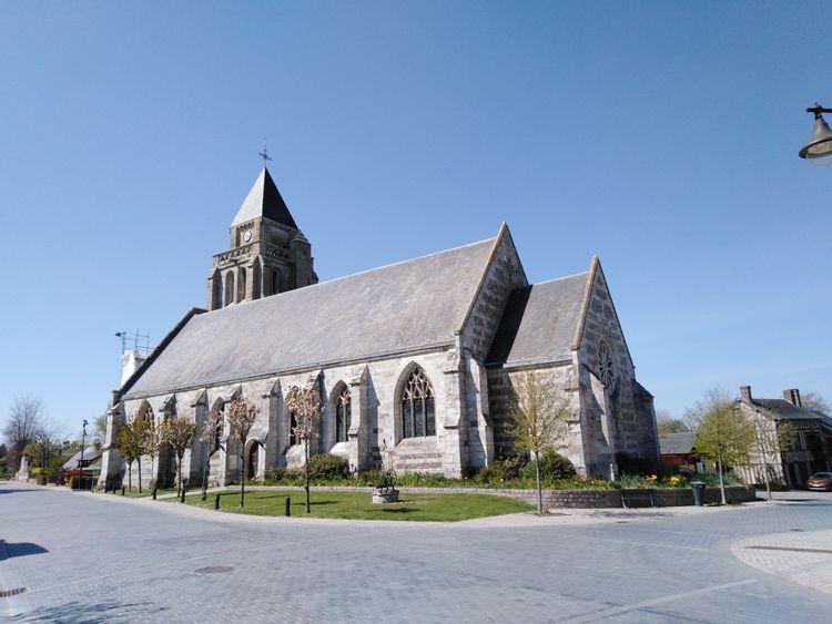 L'église Saint-Antonin d'Epaignes