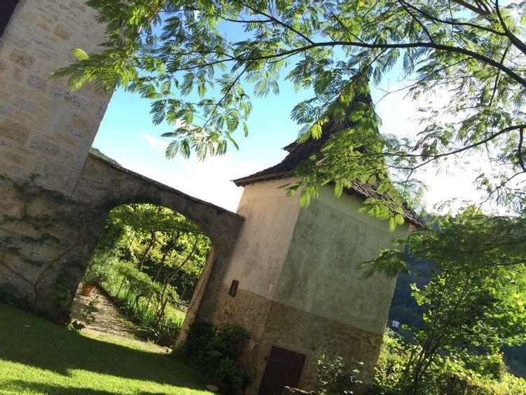 Château de Busqueilles à Autoire