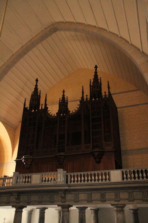 Orgue de l'église Saint-Jean-Baptiste