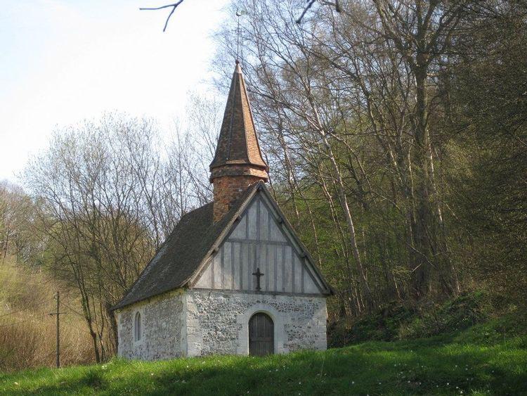 La chapelle Saint-Gilles de Saint-Pierre-de-Varengeville