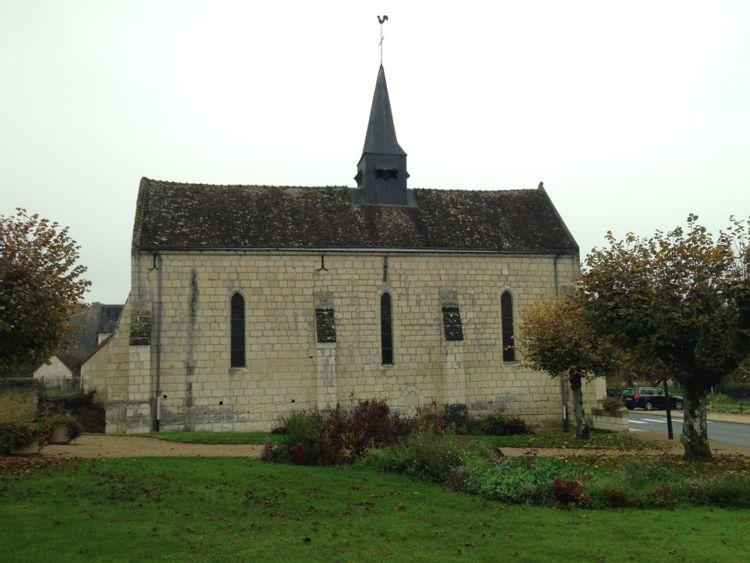 Eglise Saint-Martin de Seigy