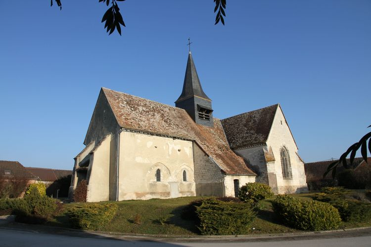 Église Saint-Julien à Vallant-Saint-Georges