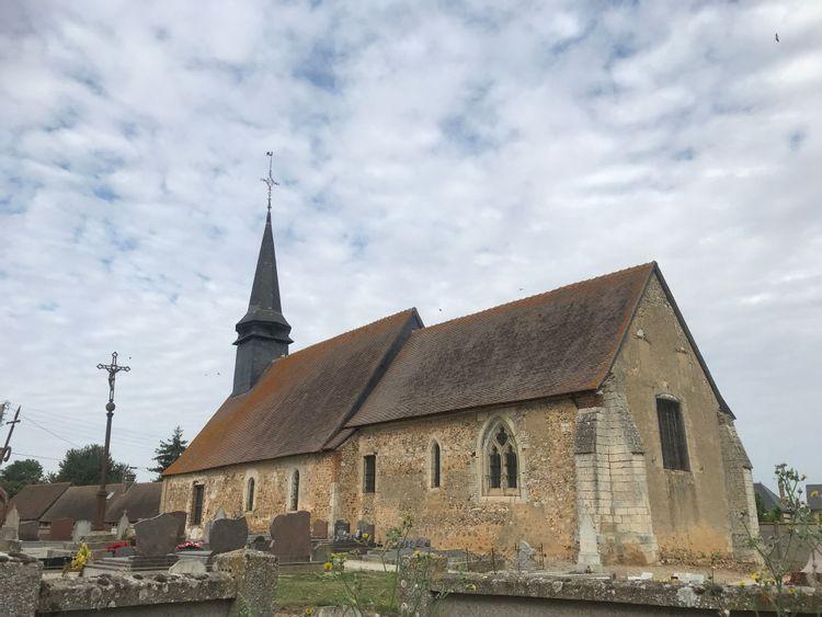 L'église Saint-Martin de Boissy de Mesnils-sur-Iton