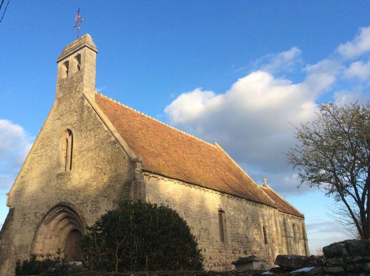 La chapelle de Torp à Villers-Canivet