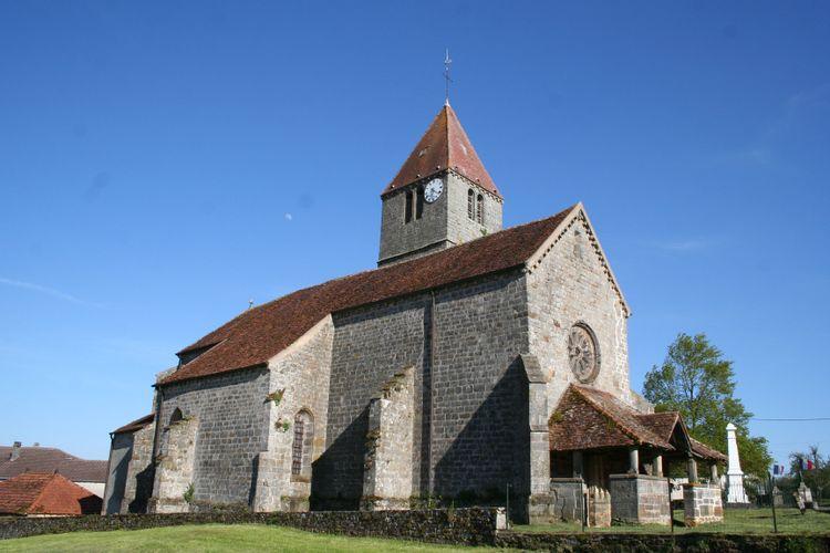 Eglise Notre-Dame de la Nativité de Fresnoy-en-Bassigny