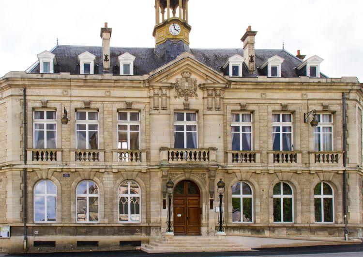 HOTEL DE VILLE DE CORMICY