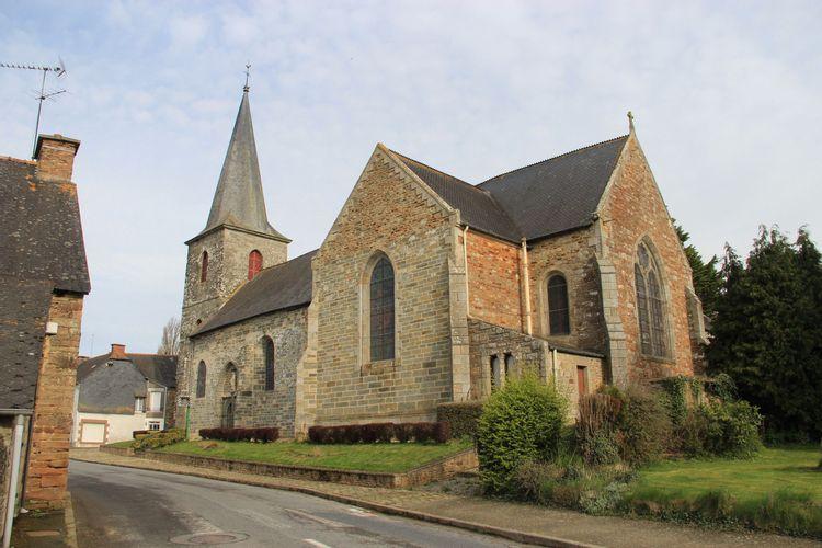 Eglise Notre-Dame de la Ferrière