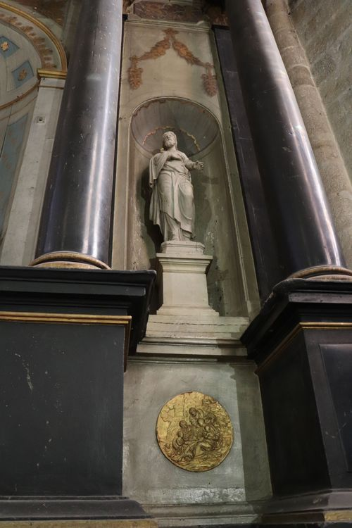 Retable de l'église de Dourdan
