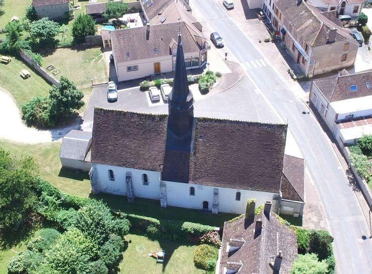 Eglise Saint-Pierre de la Selle en Hermoy