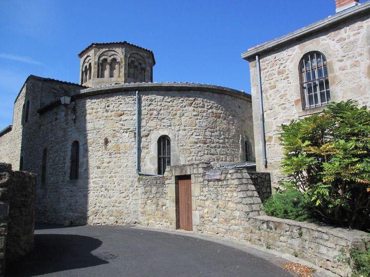Vitraux de L'Eglise de Montepyroux