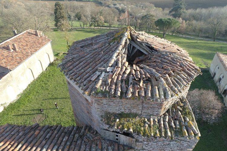 Chapelle de Nogarède © Fondation du Patrimoine