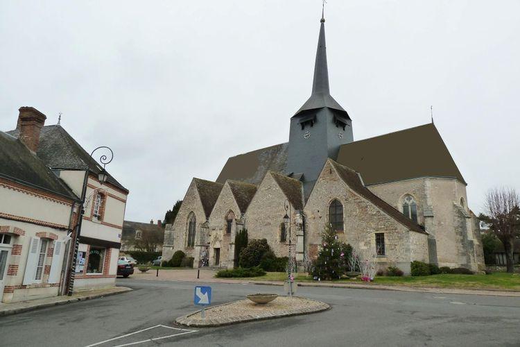 Eglise Saint-Etienne de Clémont