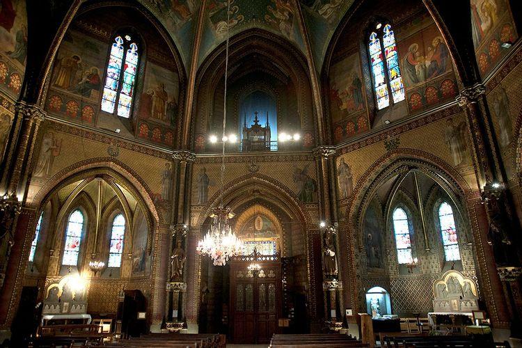 Église Notre-Dame-de-la-Drèche