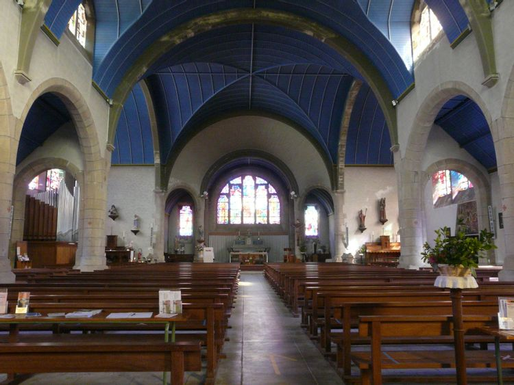 Eglise Saint-Rémi à Camaret-sur-Mer