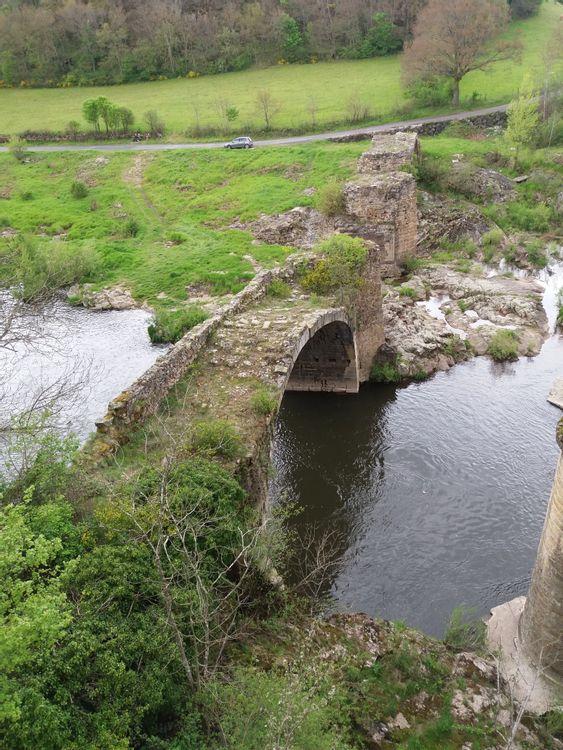 Pont-Vieux de Lavoûte-sur-Loire -