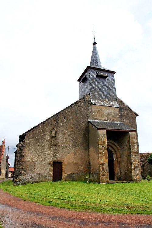 eglise d'alluy