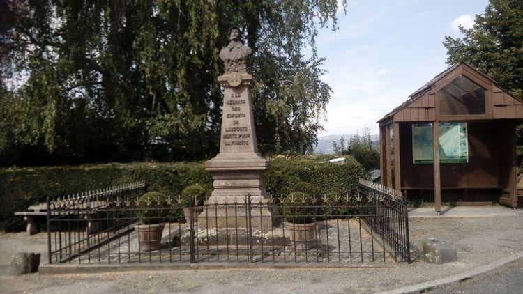 monument aux morts de lassouts