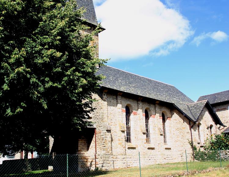 Temple protestant de Madranges