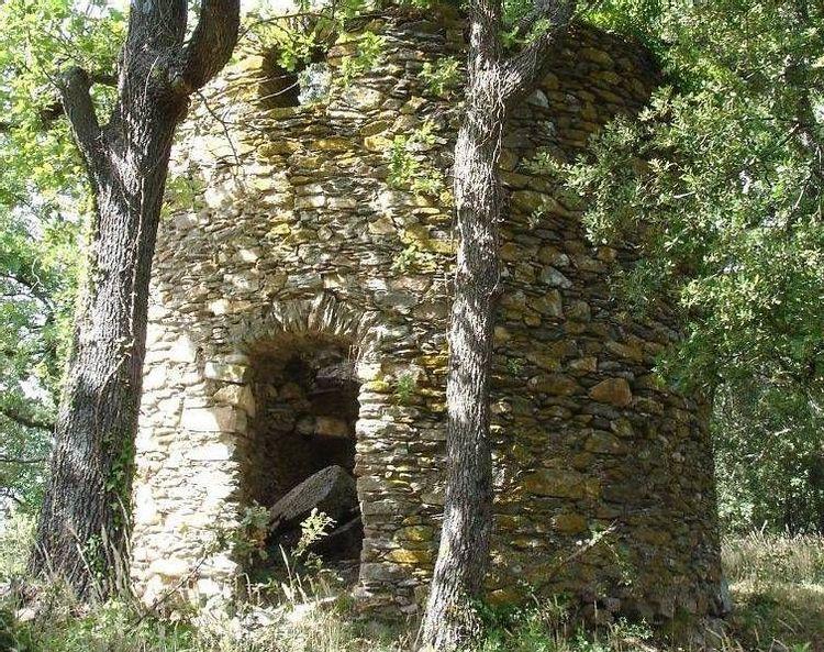 moulin de l'adrech / commune de la garde freinet