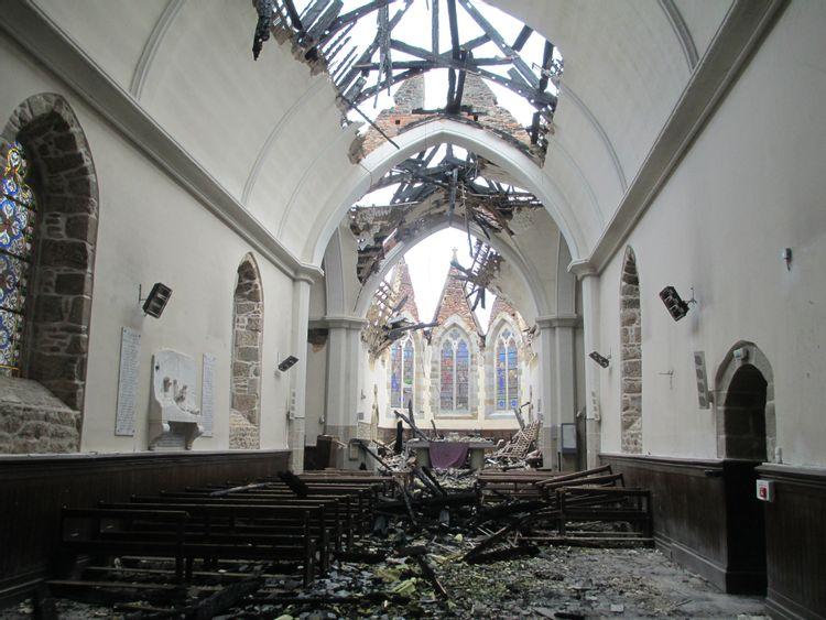 Eglise Notre-Dame de Parigné