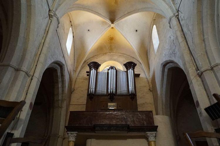 orgue de varages