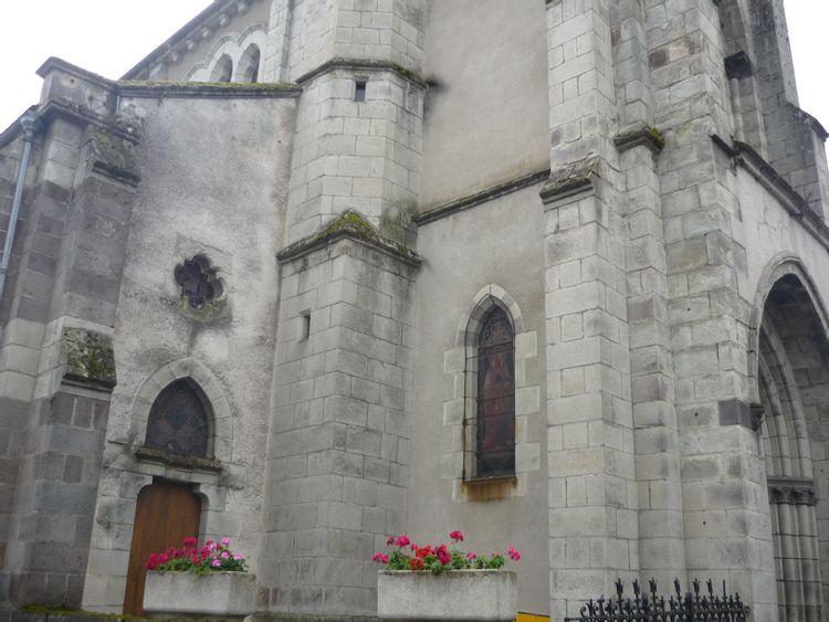 Eglise Saint-Nazaire de Condat - Mairie de Condat
