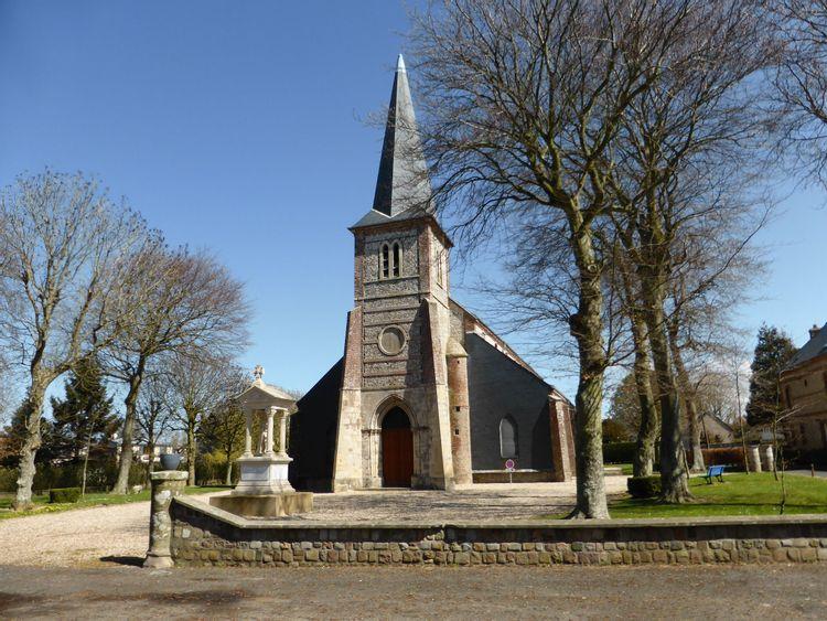L'église de Saint-Pierre-en-Port