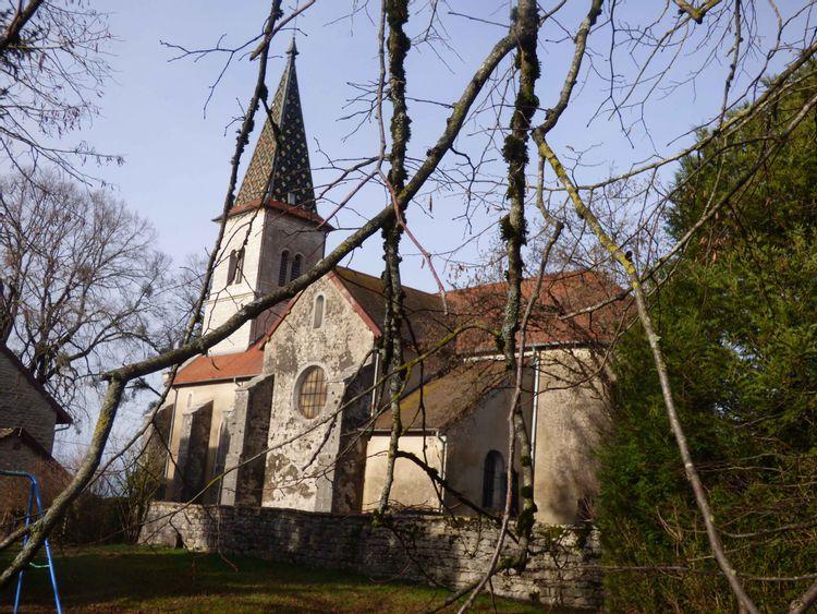 Eglise de Fay en Montagne