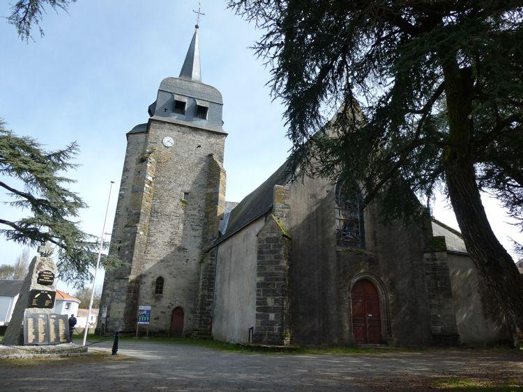 eglise saint-etienne de bois-de-céné