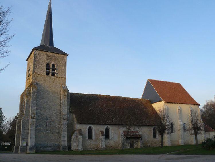 Église de Saint-Maurice-sur-Fessard