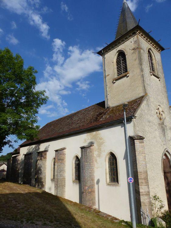 Eglise de Val-Suzon