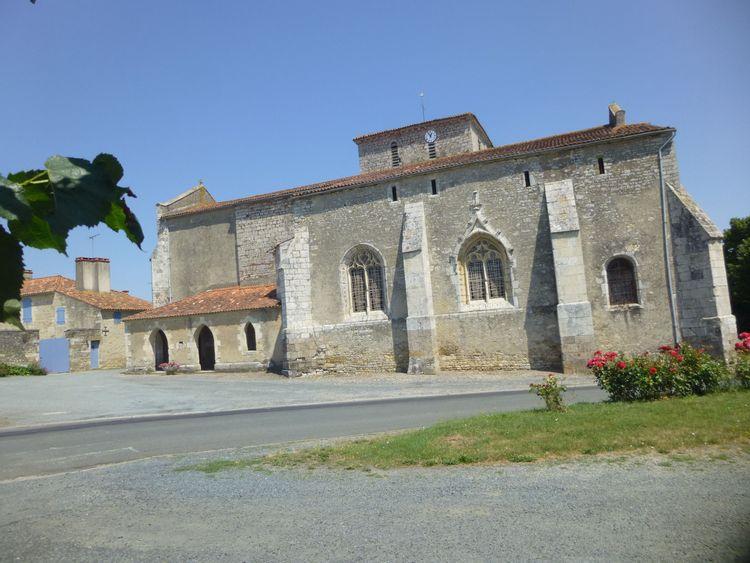 Eglise Saint-Pierre de Thiré