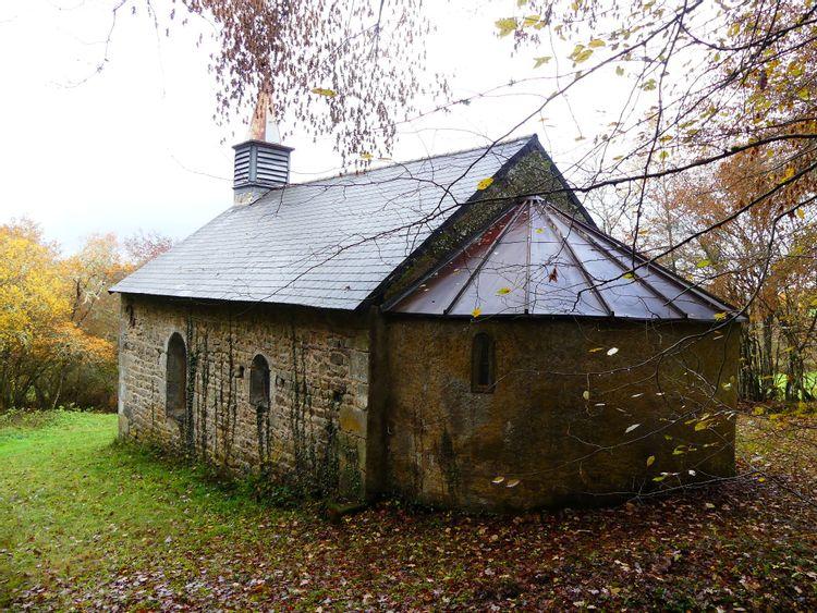 Chapelle de Voudenay