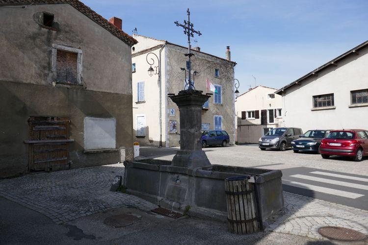 fontaine de meilhaud